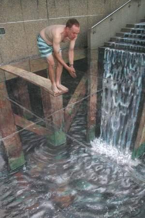 Shangrala's Chalk Art