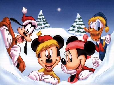 Shangrala's Disney Christmas 2