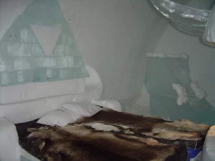 Shangrala's Ice Hotel