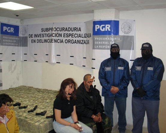 Shangrala's Drug Raid