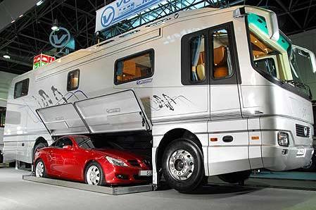 Shangrala's Volkner Mobile RV