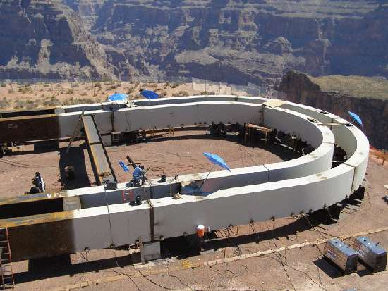 Shangrala's Grand Canyon Skywalk