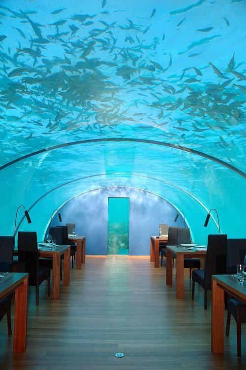 Shangrala's Undersea Restaurant
