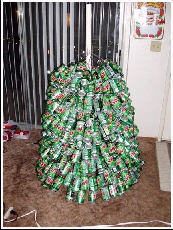 shangralas redneck christmas tree - Redneck Christmas