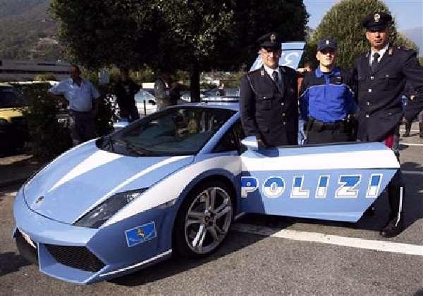 Shangrala S Amazing Cop Cars 2