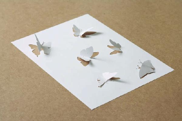 ShangralaFamilyFun.com - Shangrala's Paper Sculpture Art!