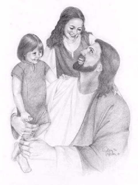 Shangralafamilyfun com shangrala s jesus laughing art