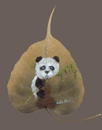 Shangrala's Leaf Art