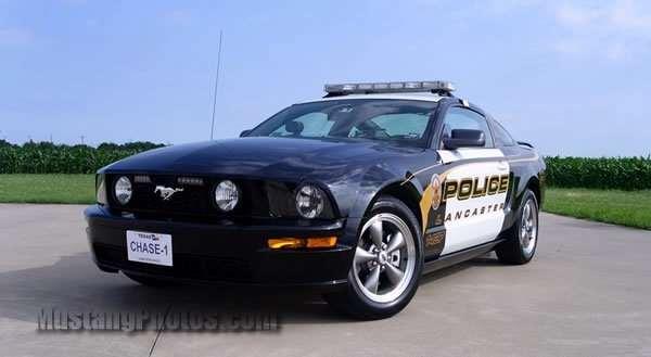 Shangrala S Amazing Cop Cars